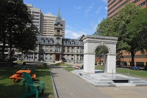 Halifax Tourist Scavenger Hunt