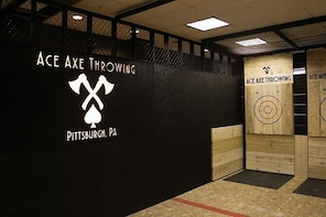 1 Hour - Axe Throwing Session