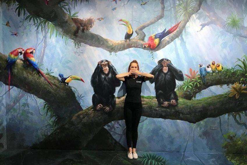 ArtVo Gold Coast - Queensland's first 'trick art' gallery