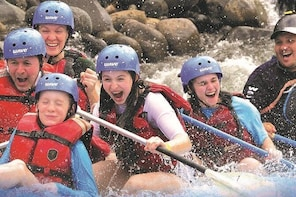 White Water River Rafting Class II-III from La Fortuna-Arenal