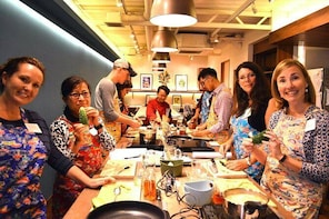 Taste of Okinawa Cooking Experience and Historic Market Tour