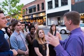 Asheville Insider Walking Tour