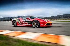 Supercar Fast Dash - Highlands Motorsport and Tourism Park