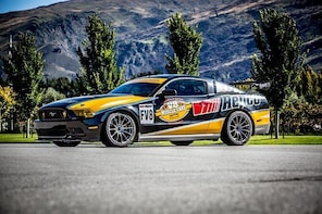Mustang V8 U-Drive - Highlands Motorsport and Tourism Park