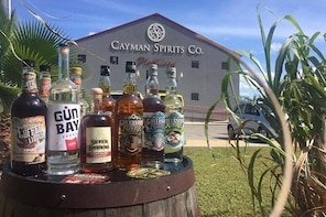 Cayman Spirits Co. Distillery Tour (Tour Pass Only)