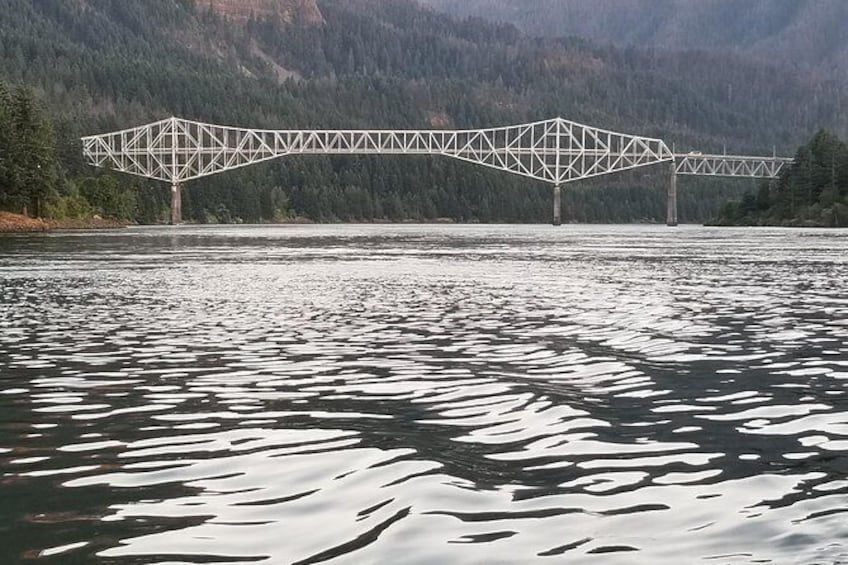 Show item 3 of 10. Sailing Adventures On a Classic 38' Yacht in the Heart of the Columbia Gorge