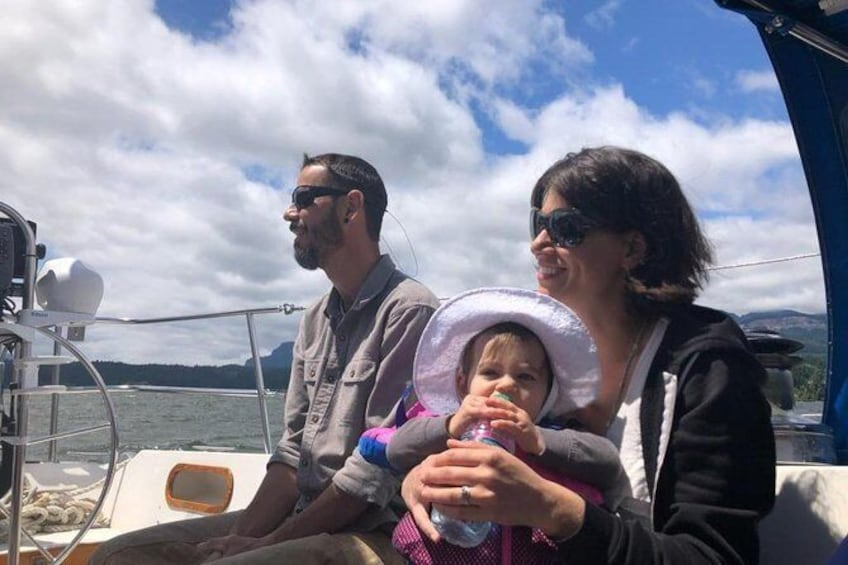Show item 10 of 10. Sailing Adventures On a Classic 38' Yacht in the Heart of the Columbia Gorge