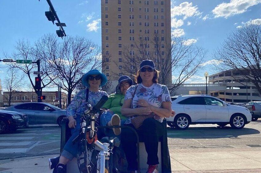 Hueco Pedicab Tours