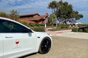 Private Santa Ynez Valley Wine Tour in a Tesla