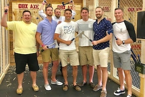 OBX Axe Throwing