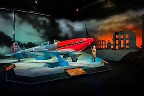 Skip the Line: Dangerous Skies WWII Exhibition - Omaka Aviation Heritage Ce...