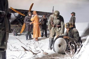 Skip the Line:WWI & WWII Combo Exhibitions at the Omaka Aviation Heritage C...