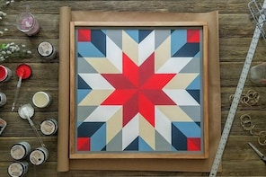 Hands-on Barn Quilt Class