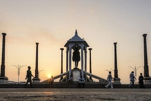 Pondicherry city sightseeing by Private vehicle