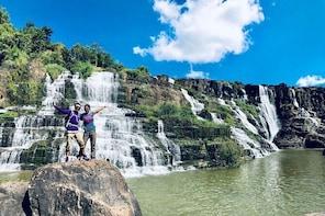 Da Lat Waterfall Adventure (Full-Day Tour)