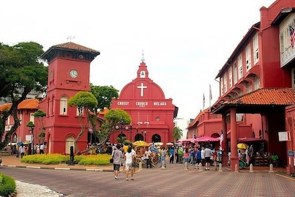 Historical Malacca Day Tour from Kuala Lumpur