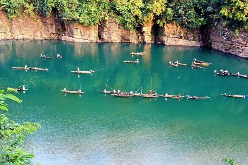 6-Day Premium Private Tour - Mesmerizing Meghalaya