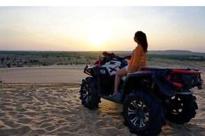 Mui Ne Sand Dunes Sunrise or Sunset Jeep Tour