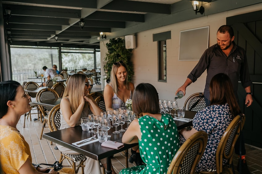 Beyond the Vines Half Day Hunter Valley Tour