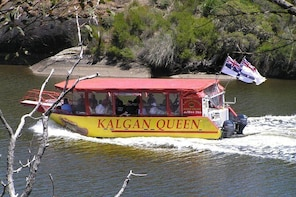 Kalgan Queen Scenic Cruises a four hour sheltered water wildlife tour daily...