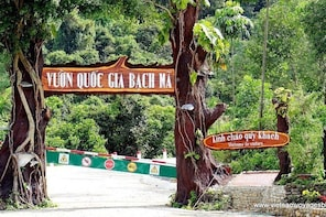 Bach Ma National Park Tour from Hue