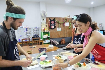 Half-Day Thai Cooking Class in Chiang Mai