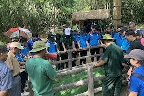 Cu Chi tunnels and Mekong Delta tour 1 day tour