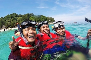 Whole-day Snorkeling Satisfaction at Redang Island