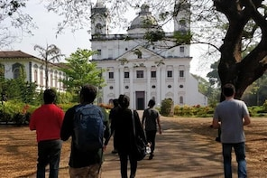 Old Goa Heritage Walk with Ferry Ride