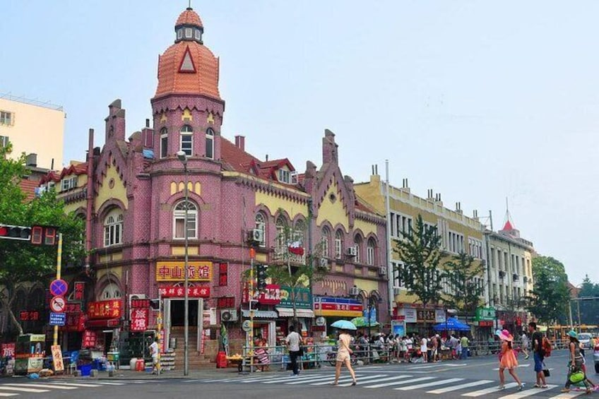 Show item 4 of 10. Private Qingdao Historic architectural day tour with Tsingdao beer during Lunch