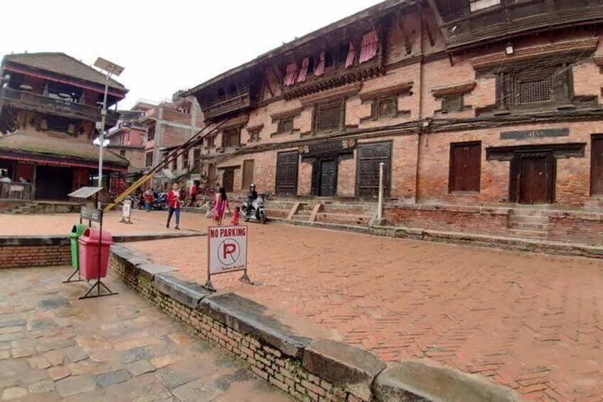 Show item 3 of 7. Bhaktapur UNESCO Heritage Site Tour with Guide