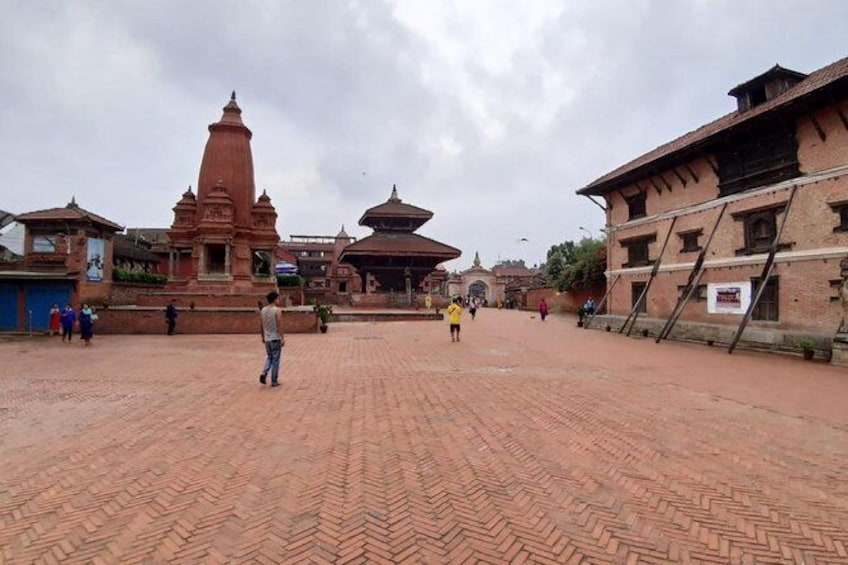 Show item 7 of 7. Bhaktapur UNESCO Heritage Site Tour with Guide