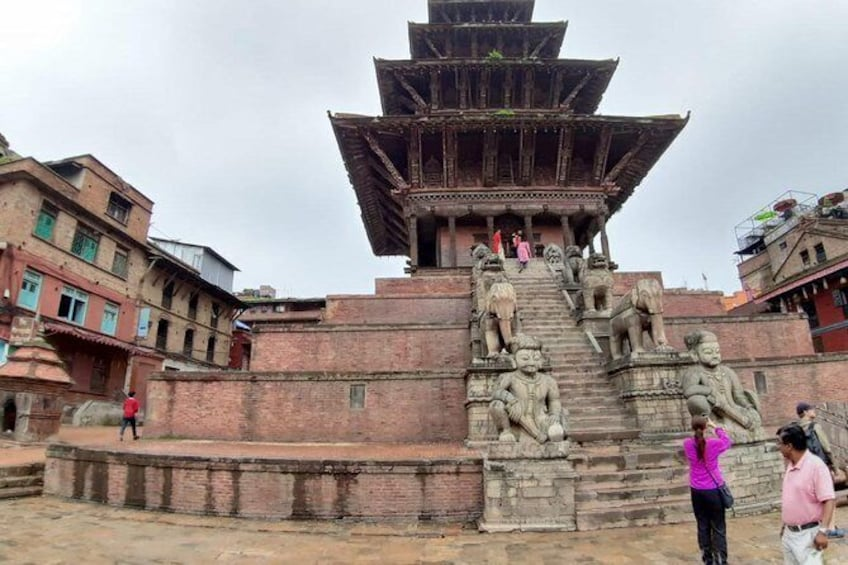Show item 2 of 7. Bhaktapur UNESCO Heritage Site Tour with Guide
