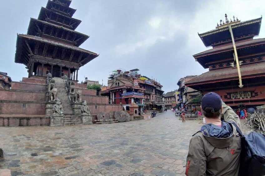 Show item 1 of 7. Bhaktapur UNESCO Heritage Site Tour with Guide