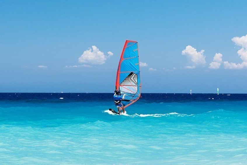 Maafushi: Kite Surfing & Wind Surfing