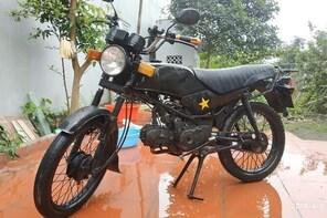 Ninh Binh Motorbike Rental (Manual motorbike)