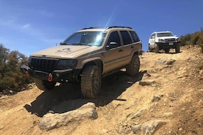 San Diego 4x4 Driving Experience