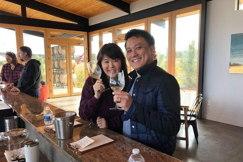 Boutique Winery Experience in the Fredericksburg Texas Hill Country