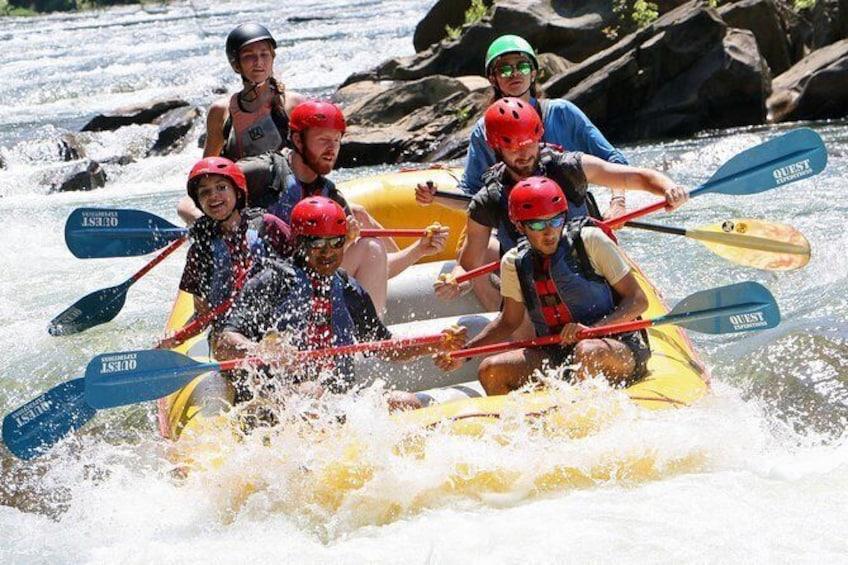 Show item 1 of 12. Middle Ocoee River Rafting Trip