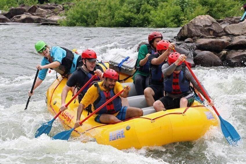 Show item 5 of 12. Middle Ocoee River Rafting Trip