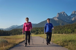 Quick-Start Nordic Walking Tours