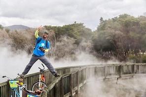 Rotorua Hot Lakes Bike Tour
