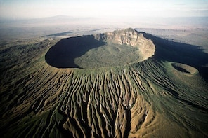 Overnight tour to Mount Longonot National Park and Hells Gate National park