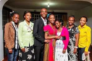 Authentic home dinner with a local Family in Nairobi