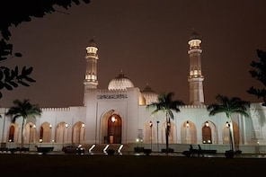 Explore Beautiful Salalah City with Half Day Private Guided Tour