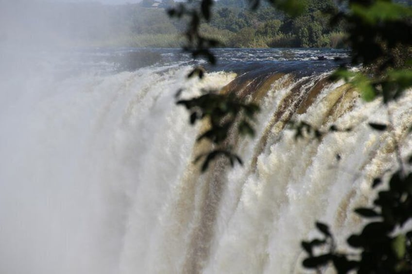 Show item 4 of 8. Victoria Falls Tours in Zambia from Livingstone