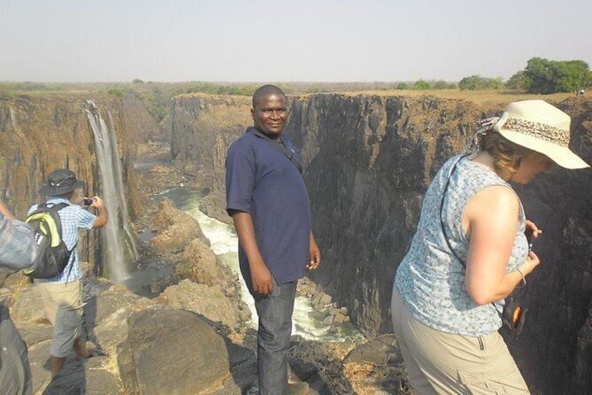Show item 3 of 8. Victoria Falls Tours in Zambia from Livingstone