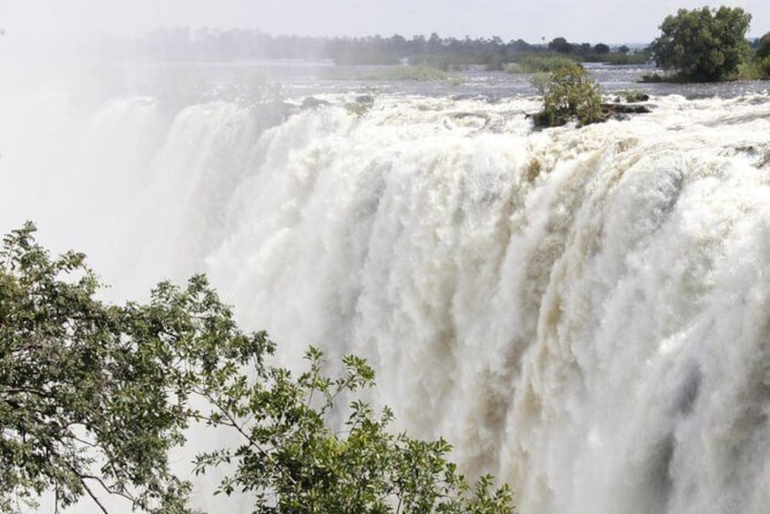 Show item 1 of 8. Victoria Falls Tours in Zambia from Livingstone