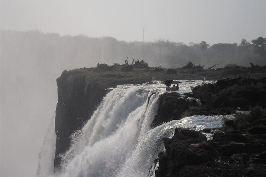 Show item 5 of 8. Victoria Falls Tours in Zambia from Livingstone