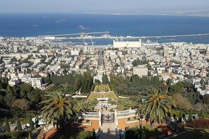 Private Tour to Israel Coastline - Caesare, Haifa & Acre